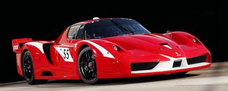 法拉利FXX是不是全球限量的跑车