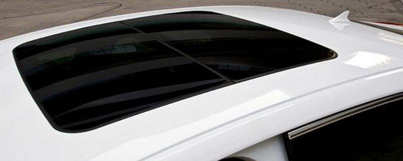 汽车天窗保养可以用黄油吗