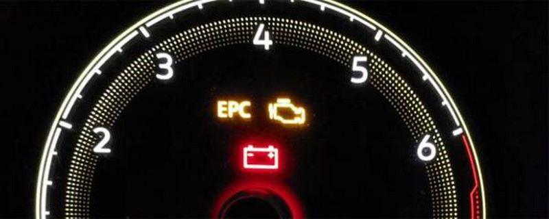汽车自检后电瓶灯亮是什么情况