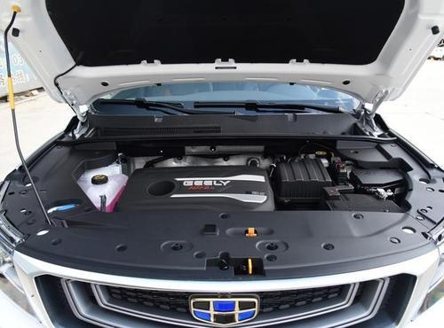 吉利远景suv油耗多少真实油耗,远景SUV油耗