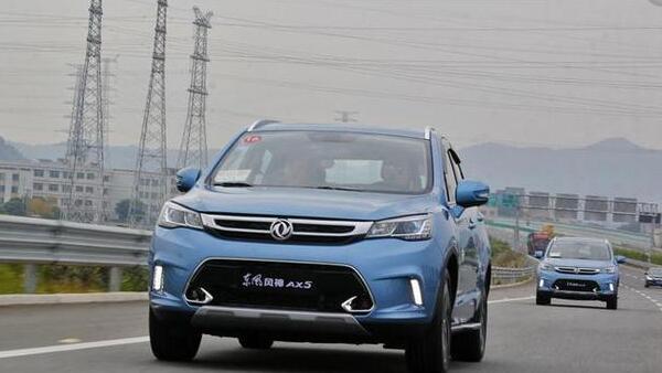 东风风神ax5质量可靠吗,2017款东风风神AX5