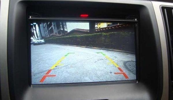 倒车影像怎么看 首先认清倒车影像中的三条主要表现标线