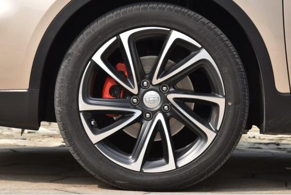 吉利帝豪GS轮胎规格,帝豪GS轮胎型号