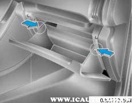 现代ix35空调滤芯多久换一次,现代ix35更换空调滤芯图解