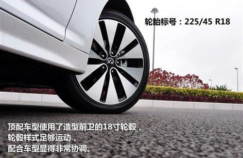起亚k5轮胎尺寸,起亚k5轮胎规格参数