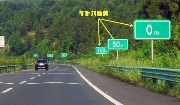 车距保持在多少米