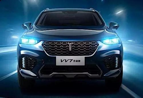 wey vv7这车质量怎么样 2019年车型故障33个并占据20万豪车榜首