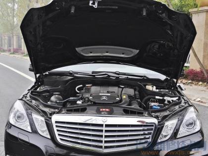 奔驰e200发动机故障灯亮是什么原因,奔驰e200l机油复位