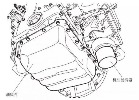 机油和机油滤清器的更换步骤(图解)