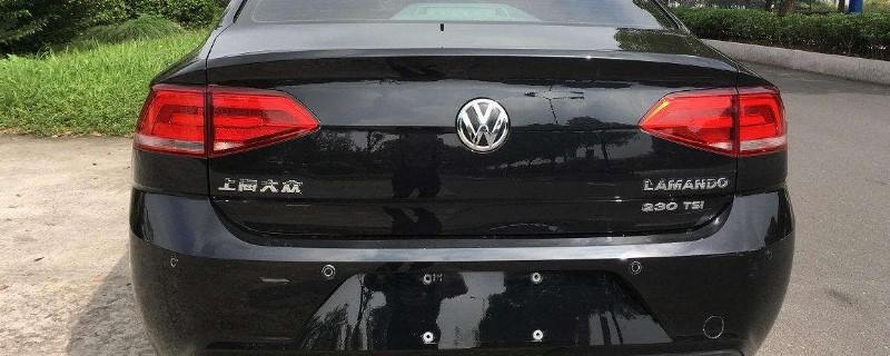 大众凌度标志底下字母是哪年的车,大众凌度标志底下字母lan