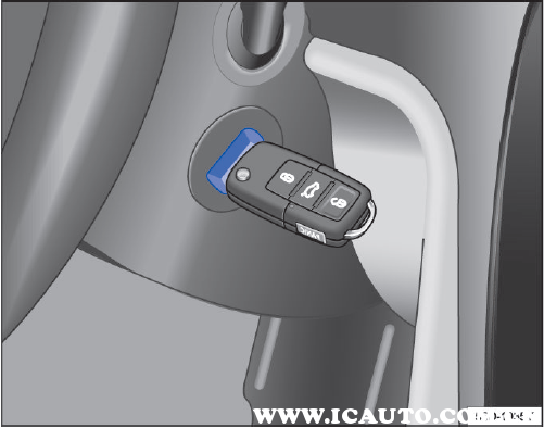帕萨特一键启动钥匙没电了怎么办,帕萨特智能钥匙没电怎么启动