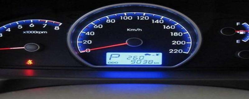 怎么查询车辆真实公里数,汽车公里数怎么看图解